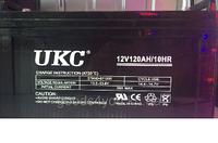 Гелевая аккумуляторная батарея BATTERY GEL 12V 150A UKC , фото 1