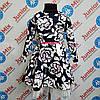 Платье нарядное на девочку в розы Alessia.ПОЛЬША.