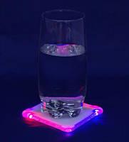 Светящаяся подставка под стакан