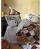 Комплект постельного белья Karaca Home Винтаж Cool красный