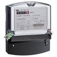 Счетчик электроэнергии НІК 2301 АП2 трехфазный однотарифный 5(60)А 3×220/380В, NiK