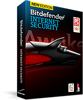 Bitdefender Internet Security 2014, на 12 месяцев, на 3 ПК,  ESD - электронная лицензия