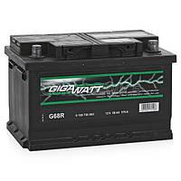 Автомобильный Аккумулятор GigaWatt 72 Ач (Гигават)