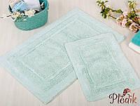 Набор ковриков для ванной хлопок 60х90, 40х60 см. IRYA SUPERIOR AQUA