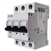 Автоматический выключатель PL6-C16⁄3 х-ка С Eaton (Moeller)