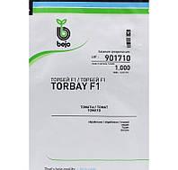 Семена томата Торбей F1 (Бейо /  Bejo) 1000 сем - средне-ранний (70-75 дней), розовый, детерминантный, круглый