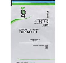 Семена томата Торбей F1 1000 семян — (70-75 дней), розовый, детерминантный, круглый Bejo, фото 3