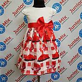 Платье детское на девочку DEVA. ПОЛЬША.