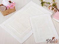 Набор ковриков для ванной хлопок 60х90, 40х60 см. IRYA SUPERIOR KREM