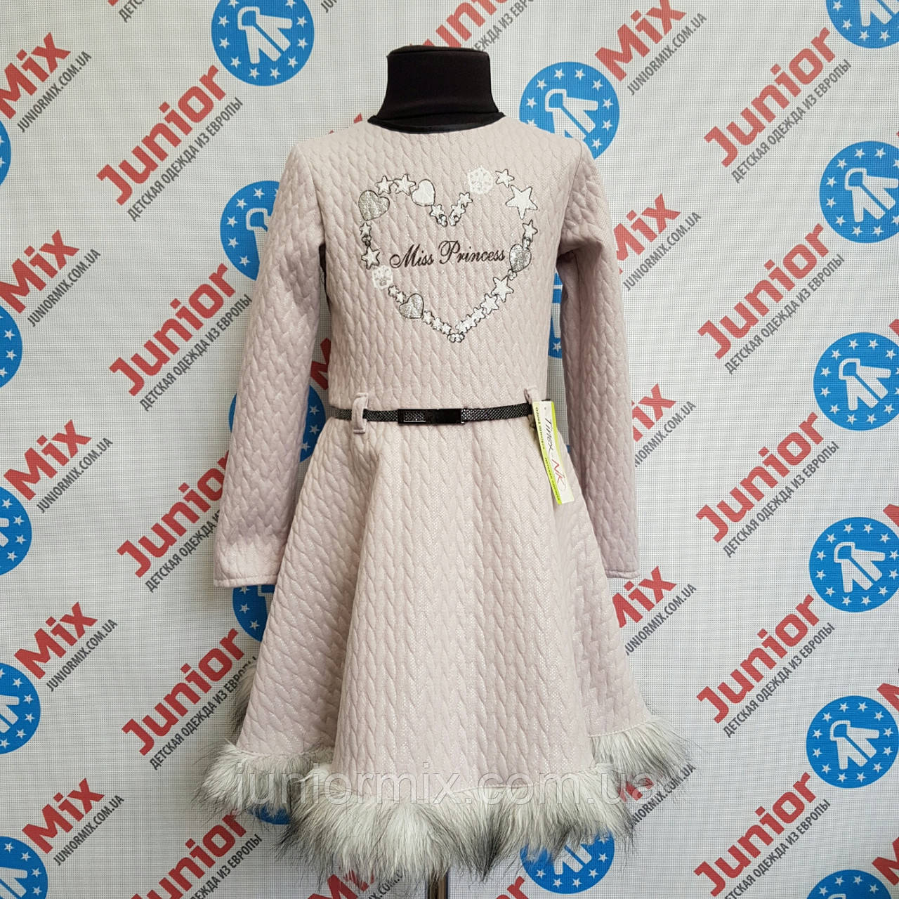 Платье детское на девочку  Tinex-NK. ПОЛЬША.