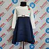 Платье  нарядное на девочку UMBO. ПОЛЬША.