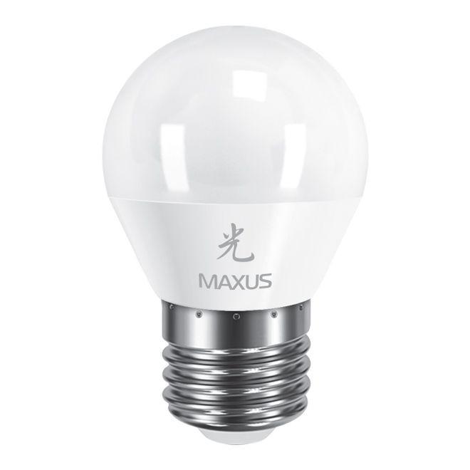 441 Лампа LED G45 F 5W 3000K 220 V E27 AР