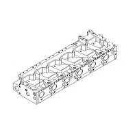 Головка блоку циліндра (504385964), T8.390 / Mag.340