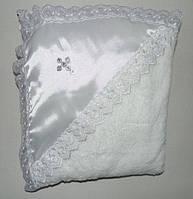 Пеленка крестильная (крыжма на махре) молочная ТМ Lari