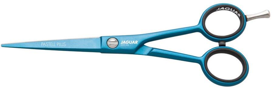 Ножницы для стрижки Jaguar White Line Pastell Plus Lagoon 5
