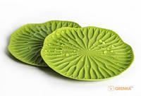 Набор костеров Qualy 'Bai Bua' зеленый (QL10165-GN)