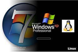 Установка, заміна операційної системи