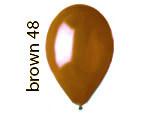 """13""""(33см) G120 48 коричневый пастель"""