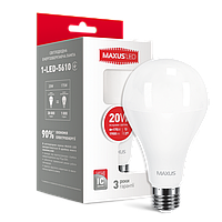 5610 Лампа LED А80 20W 4100K 220 V E27