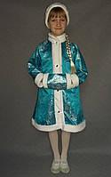 Новогодний костюм Снегурочка, 2 цвета