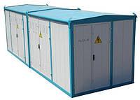 Трансформаторная подстанция КТПГС-630 кВА 10 и 6 кВ для городских сетей