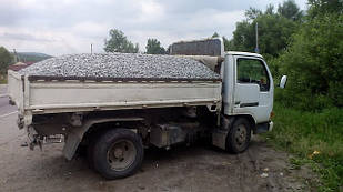 Перевозка сыпучих материалов в Луцке и области