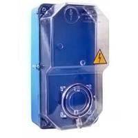 Бокс Пластиковый Черновцы под Однофазный Элекрический счетчик и три автоматических выключателя