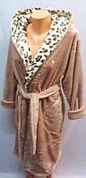 Качественный махровый халат тигр размер ХХЛ