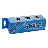 Мячи для настольного тенниса Joola Select 3 star (3 шт.)