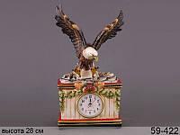 """Часы """"Орел""""  кварцевые без элементов питания  29,2 см ed59-422"""