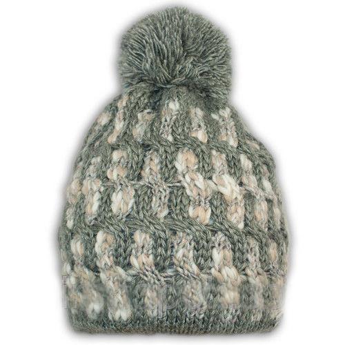 Зимняя шапка для девочки подростковая Польша