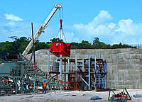 Монтаж конвейерного оборудования