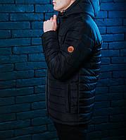 Куртка зимняя, парка, мужская,черный, зима - 25 градусов, очень теплая! Супер качество!