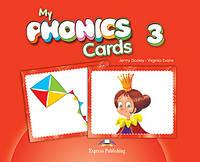 My Phonics 3 Cards