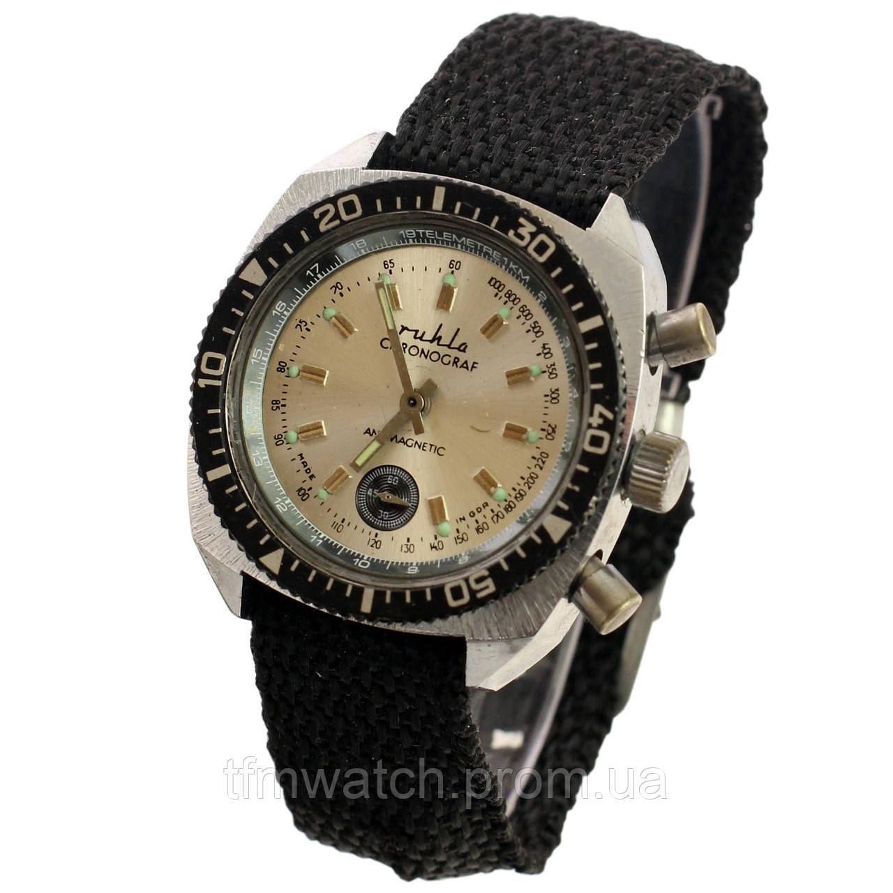 Ruhla watch