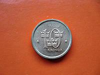 ШВЕЦИЯ 10 крон 2003 год - обиходная монета, фото 1