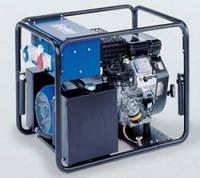 Трехфазный бензиновый генератор GEKO 9001 ED-AA/SHBA (9 кВа)