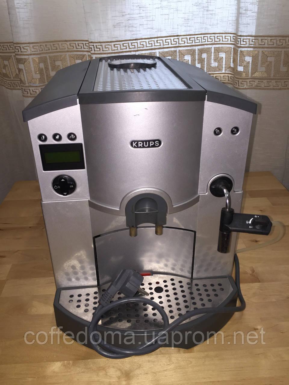Krups Fnf2 автоматическая кофемашина с капучинатором