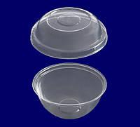 Упаковка круглая арт.200 с крышкой арт.200 РК / 250 РК, фото 1