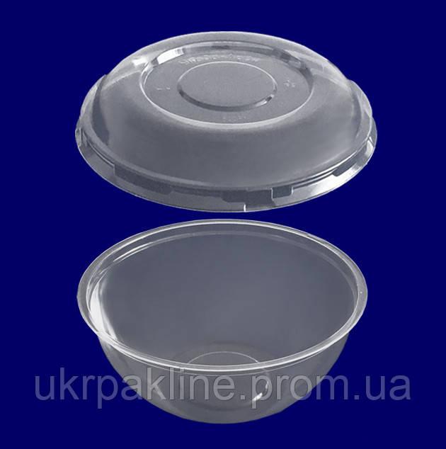Упаковка круглая арт.510 с крышкой арт.500 РК R/РК