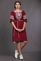 Женское платье - вышиванка