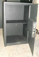 Сейф бухгалтерский СБ - 600П (600х400х350) Шкаф архивный металлический для документов