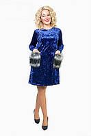 Оригинальное женское платье с карманами, фото 1