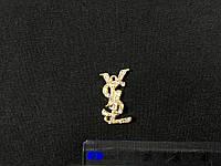 Пришивная металлическая эмблема elseve loran
