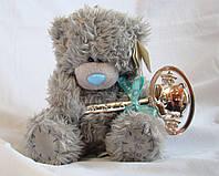 Мишка Teddy 18 лет, 18 см.