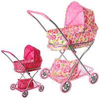 Детская прогулочная коляска с сумкой 9325