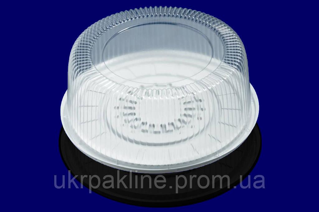 Одноразовая упаковка для тортов арт. 212