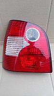 Фонарь задний левый Volkswagen Polo 2001- 2005.