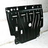 Защита картера двигателя и кпп Fiat Linea  2012-, фото 2