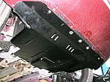 Защита картера двигателя и кпп Fiat Linea  2012-, фото 10